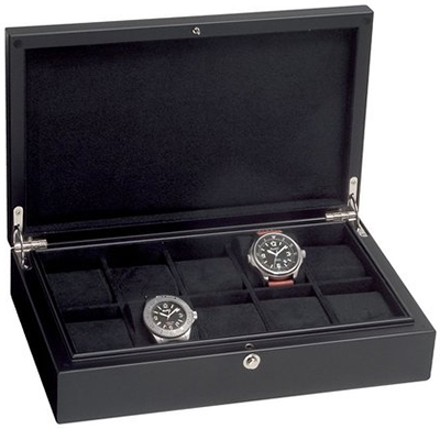Beco Birkenstock Watch Box for Collectors PIANO SILK 10: £158.90.