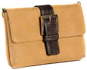 Boconi Leon Mini Clutch in Camel: US$98.
