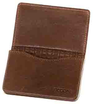 Boconi Becker RFID Magnetic Card Case in Whisky: US$58.