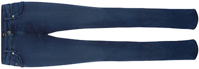 'Charleston' | Extra Slim Fit, 8 oz Stretch Cotton Blend Men's Jeans by BOSS: US$175.
