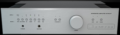 Bryston B135³ Integrated Amplifier.