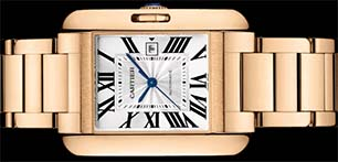 Cartier Tank Anglaise.