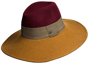 Filippo Catarzi women's hat: €64.