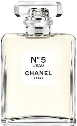 Chanel No. 5 L'Eau: US$132.