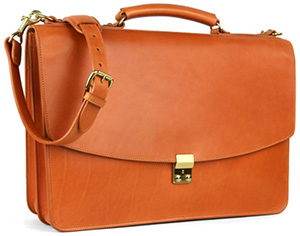Frank Clegg The Wall Street Briefcase: US$990.