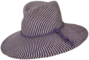 Jess Collett Meet Me in Rio - JCM Fedora - Purple: £265.