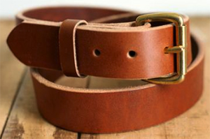 Corter Leather & Cloth Standard Utility Belt: US$55.
