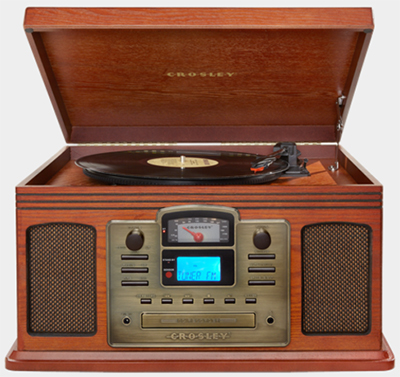 Crosley Director Model Number CR2405C-PA: US$299.95.