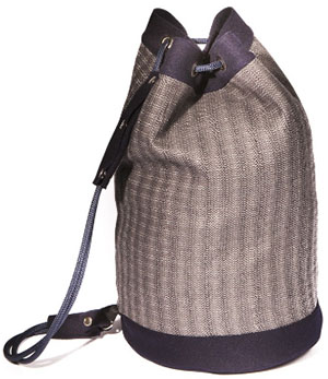 Dashing Tweeds Large Duffle Bag Reflective Tweed: £240.