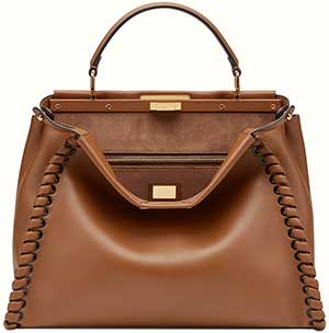 Fendi Peekaboo Large women's handbag: €3,700.
