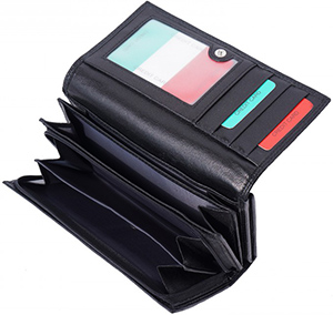 Florence Leather Wallet for woman: €47.58.