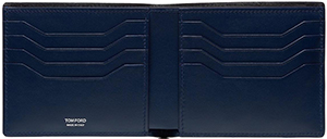 Tom Ford Bifold Card Holder Wallet: US$690.