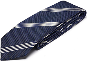 Tom Ford Retro 3D Stripe Tie: US$250.