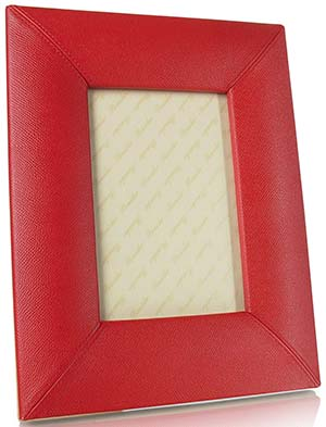 Forzieri Pineider City Chic - Calfskin Large Picture Frame: US$585.
