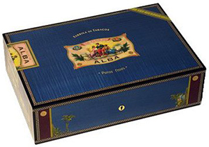 James J. Fox Humidor Elie Bleu Alba Blue 110: £1,999.