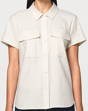 Frame women's Military Shirt: US$229.