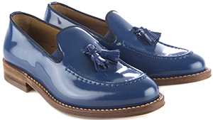 Gallucci 7014 Lepanto Blue boy's shoes: €228.