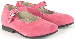 Gallucci 310 Camoscio Rosa girl's shoes: €128.