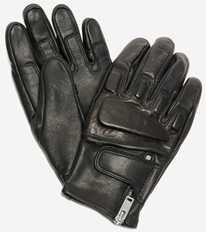 Sandro men's Race gloves: US$235.