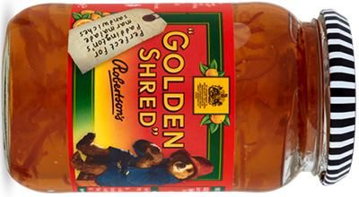 Robertson's Golden Shred Marmalade.
