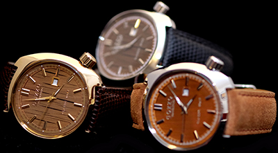 Gozzo Sorrentino Watches.
