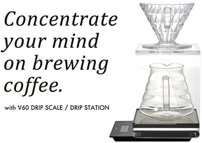 Hario Coffee Drip Scale/Timer.