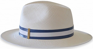 Eddie Harrop Wide Brim Panama Hat: £160.