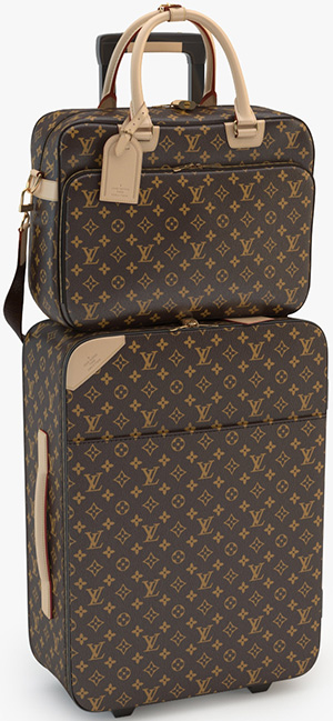 Louis Vuitton Pégase & Icare Monogram.