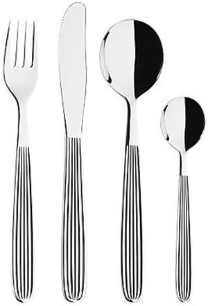 Iittala Scandia Cutlery set 24 pcs: €249.