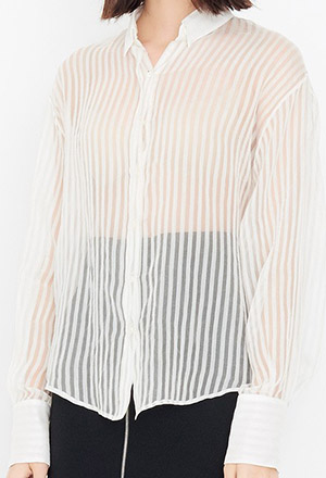 IRO women's Harleth shirt: €174.