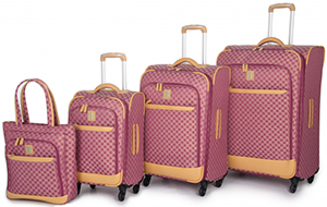 It Luggage Bermuda - 4 Piece Spinner Set with Tote.