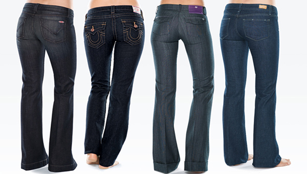 Click on the photo to check TOP 250 high-end men's & women's (designer) JEANS & DENIM BRANDS.