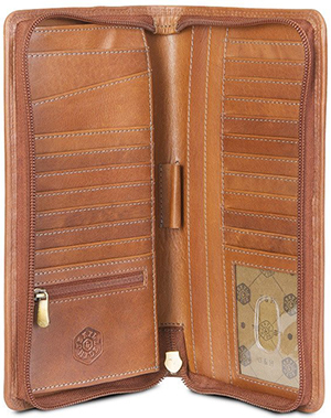 Jekyll & Hyde Texas Travel Wallet: £89.