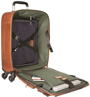 Jekyll & Hyde Montana 4 Wheel RFID Carry on Case: £545.