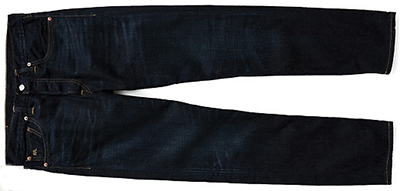 Ralph Lauren Slim Narrow Selvedge men's jean: US$420.