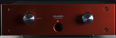 Lavardin Technologies Integrated Amplifier Model IT-15.