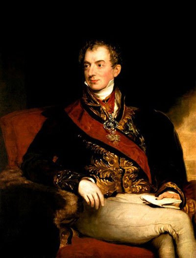 Clemens Lothar Wenzel, Prince Metternich (1773-1859) (c. 1815) by Sir Thomas Lawrence.