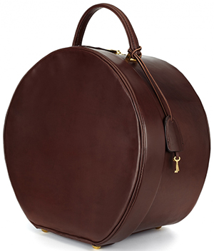 Lock & Co. Leather Hat Box: £1,995.