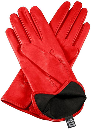Lucrin mid-season gloves for women: US$128.