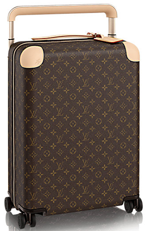Louis Vuitton Rolling Luggage 55: US$3,100.