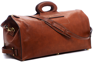 Mark Cross Vintage Duffle with a Detachable Shoulder Strap: US$2,995.