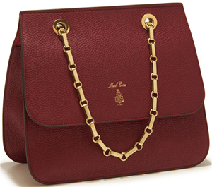 Mark Cross Francis Chain Flap Handbag: US$2,395.