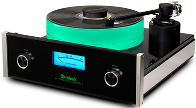 McIntosh MT10 turntable.