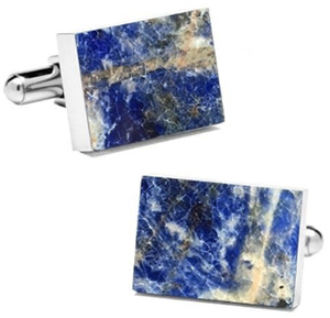 Mikol Laguna blue cuff links: US$245.