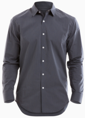 Ministry of Supply Gemini men's dress shirt: US$145.