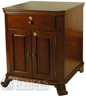 Famous Smoke Shop Montegue End Table Humidor: US$749.99.