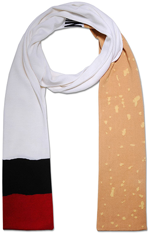 Moschino women's scarf: US$395.