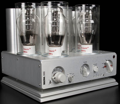 Nagra 300i integrated power amplifier.