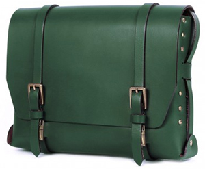 Nappa Dori Grenadier II - Forest Green bag: US$235.