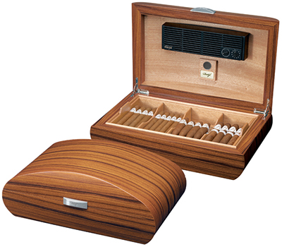 Next Cigar Davidoff Dome humidor.